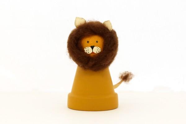 Der Löwe - Kinderbastel-Set