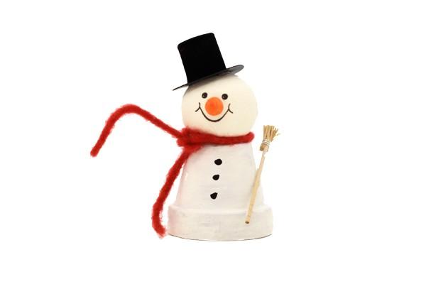 Der Schneemann - Kinderbastel-Set